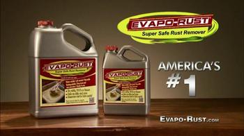 Evapo-Rust TV Spot, 'Rust Remover' - Thumbnail 1