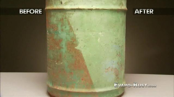 Evapo-Rust TV Spot, 'Rust Remover' - Thumbnail 4