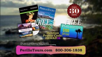 Perillo Tours TV Spot, 'Natural Beauty of Hawaii' - Thumbnail 8