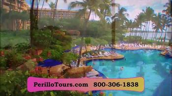 Perillo Tours TV Spot, 'Natural Beauty of Hawaii' - Thumbnail 3