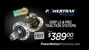 PowerNation Directory TV Spot, 'Traction Systems and Supercharger Kits' - Thumbnail 3