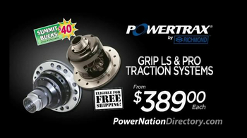 PowerNation Directory TV Spot, 'Traction Systems and Supercharger Kits' - Thumbnail 4