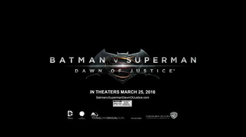 Dodge TV Spot, 'Batman v Superman: Dawn of Justice' - Thumbnail 9