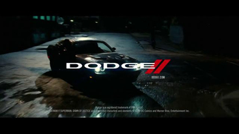Dodge TV Spot, 'Batman v Superman: Dawn of Justice' - Thumbnail 8