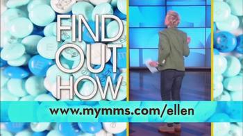 my M&M's TV Spot, 'Ellen: My Sweet Story' - Thumbnail 9