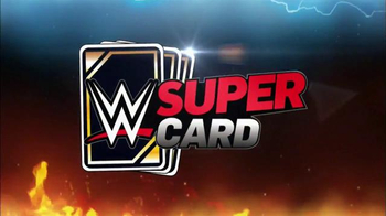 WWE Super Card TV Spot, 'In the Ring' - Thumbnail 1