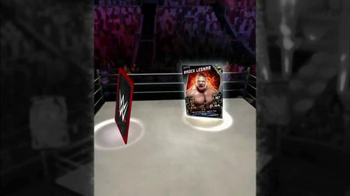 WWE Super Card TV Spot, 'In the Ring' - Thumbnail 4