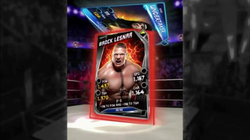 WWE Super Card TV Spot, 'In the Ring' - Thumbnail 5