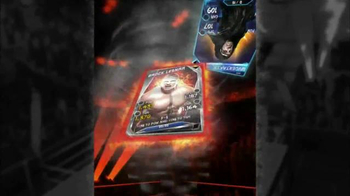 WWE Super Card TV Spot, 'In the Ring' - Thumbnail 6