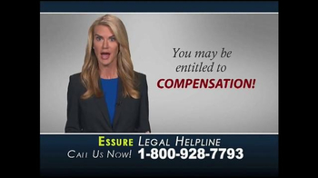 McCuneWright, LLP TV Spot, 'Essure Contraceptive Implant' - Thumbnail 2