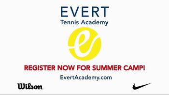 Evert Tennis Academy TV Spot, 'Summer Camp' Ft. Chris Evert - Thumbnail 9