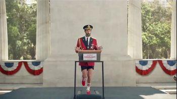 Hotels.com TV Spot, 'Captain Obvious Runs for President' - 2275 commercial airings