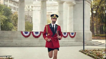 Hotels.com TV Spot, 'Captain Obvious Runs for President' - Thumbnail 9