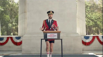 Hotels.com TV Spot, 'Captain Obvious Runs for President' - Thumbnail 3