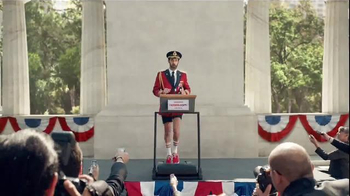 Hotels.com TV Spot, 'Captain Obvious Runs for President' - Thumbnail 5