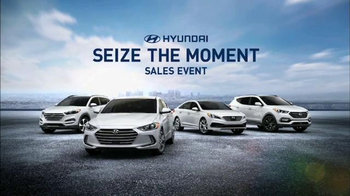 Hyundai Seize the Moment Sales Event TV Spot, 'Coffee Shop' - Thumbnail 8