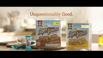 Quaker Chewy Super Grains TV Spot, 'Soccer' - Thumbnail 9