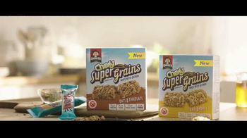 Quaker Chewy Super Grains TV Spot, 'Soccer' - Thumbnail 8