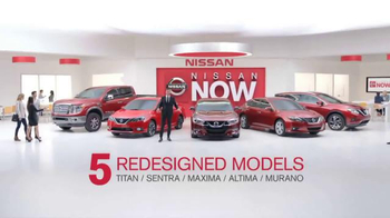Nissan Now Sales Event TV Spot, 'A Lot to See'
