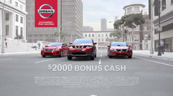Nissan Now Sales Event TV Spot, 'A Lot to See' - Thumbnail 7