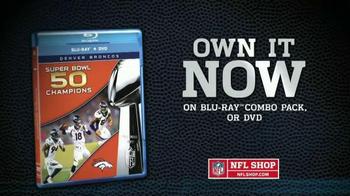 Super Bowl 50 Champions Home Media TV Spot - Thumbnail 7