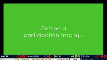 TD Ameritrade Mobile Trader App TV Spot, 'First Place Trophy' - Thumbnail 1