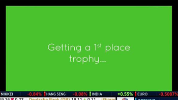 TD Ameritrade Mobile Trader App TV Spot, 'First Place Trophy' - Thumbnail 3