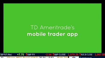 TD Ameritrade Mobile Trader App TV Spot, 'First Place Trophy' - Thumbnail 5