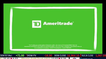 TD Ameritrade Mobile Trader App TV Spot, 'First Place Trophy' - Thumbnail 8