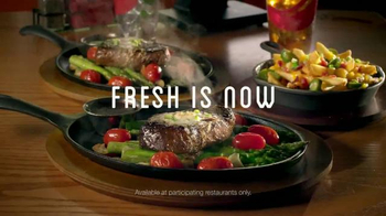 Chili's $20 Dinner for Two TV Spot, 'Char-Crusted Sirloin' - Thumbnail 9