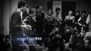 Bernie 2016 TV Spot, 'Work of His Life' - Thumbnail 2