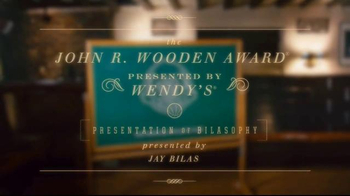 Wendy's TV Spot, 'John R. Wooden Award' - Thumbnail 4