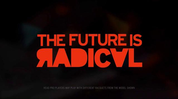 Head Graphene XT Radical TV Spot, 'The Future' Featuring Andy Murray - Thumbnail 7