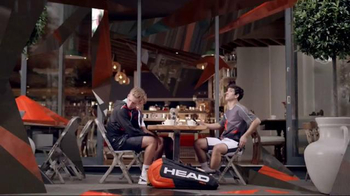 Head Graphene XT Radical TV Spot, 'The Future' Featuring Andy Murray - Thumbnail 4