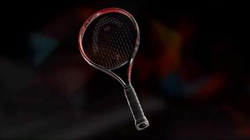 Head Graphene XT Radical TV Spot, 'The Future' Featuring Andy Murray - Thumbnail 6