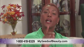 Evalar Seeds of Beauty TV Spot, 'Keep Looking Young' - Thumbnail 6