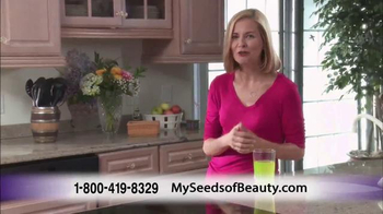Evalar Seeds of Beauty TV Spot, 'Keep Looking Young'