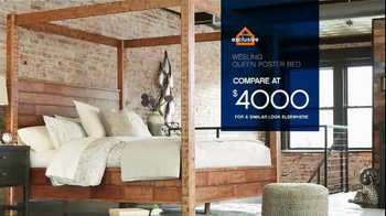 Ashley Furniture Homestore Save & Style Event TV Spot, 'Poster Bed' - Thumbnail 2