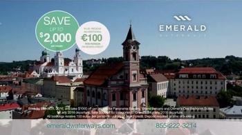 Emerald Waterways TV Spot, 'Bonus Euro' - Thumbnail 10