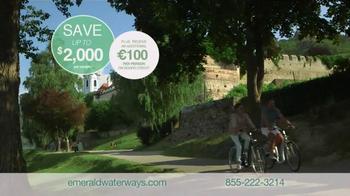 Emerald Waterways TV Spot, 'Bonus Euro' - Thumbnail 8