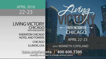 Kenneth Copeland Ministries TV Spot, '2016 KCM Events: April-May' - Thumbnail 3