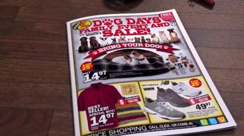Bass Pro Shops Dog Days Family Event TV Spot, 'Dog Toys and Shirts' - Thumbnail 3