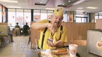 Burger King Grilled Dogs TV Spot, 'Stadium' - Thumbnail 2