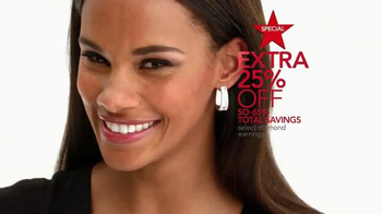 Macy's Super Saturday Sale TV Spot, 'Diamond Earrings, Dresses and Kitchen' - Thumbnail 3