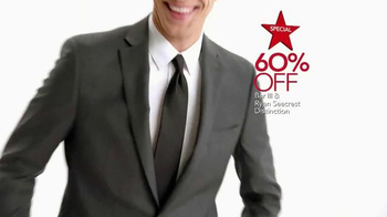 Macy's Super Saturday Sale TV Spot, 'Diamond Earrings, Dresses and Kitchen' - Thumbnail 5