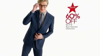 Macy's Super Saturday Sale TV Spot, 'Diamond Earrings, Dresses and Kitchen' - Thumbnail 6