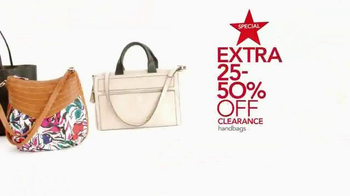 Macy's Super Saturday Sale TV Spot, 'Diamond Earrings, Dresses and Kitchen' - Thumbnail 7