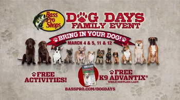 Bass Pro Shops Dog Days Family Event TV Spot, 'Dog Beds' - Thumbnail 7