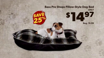 Bass Pro Shops Dog Days Family Event TV Spot, 'Dog Beds' - Thumbnail 6