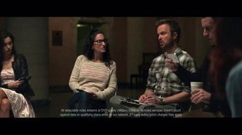 T-Mobile Binge On TV Spot, 'Binge Watchers Anonymous' Featuring Aaron Paul - 781 commercial airings